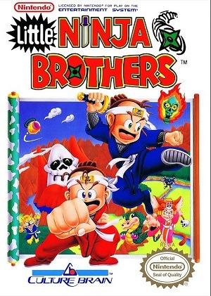 Little Ninja Brothers facts