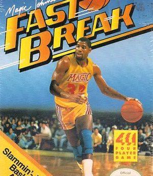 Magic Johnson's Fast Break facts