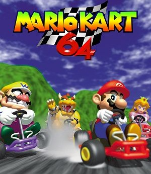 Mario Kart 64 facts video game