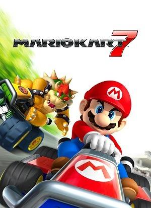 Mario Kart 7 facts
