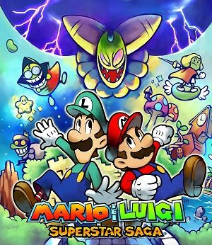 Mario & Luigi Superstar Saga facts