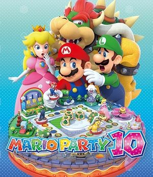 Mario Party 10 facts video game