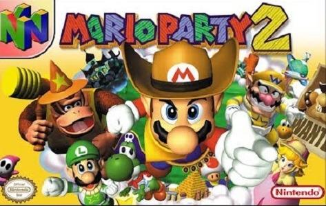 Mario Party 2 facts