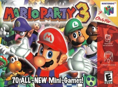 Mario Party 3 facts