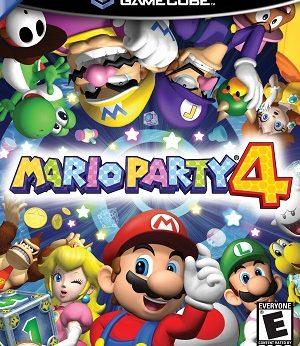 Mario Party 4 facts