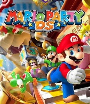 Mario Party DS facts