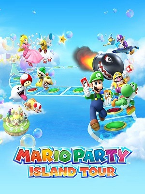 Mario Party Island Tour facts