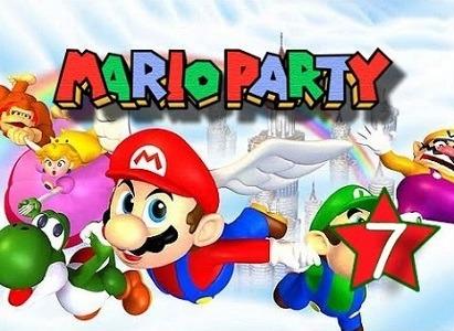 Mario Party facts