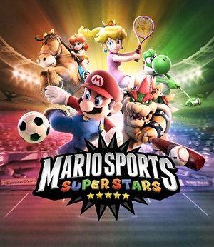 Mario Sports Superstars facts