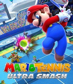Mario Tennis Ultra Smash facts