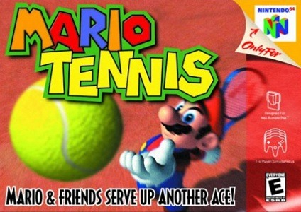 Mario Tennis facts