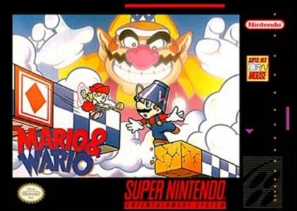 Mario & Wario facts