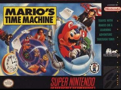 Mario's Time Machine facts