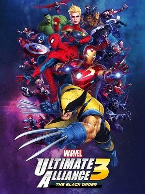 Marvel Ultimate Alliance 3 The Black Order facts