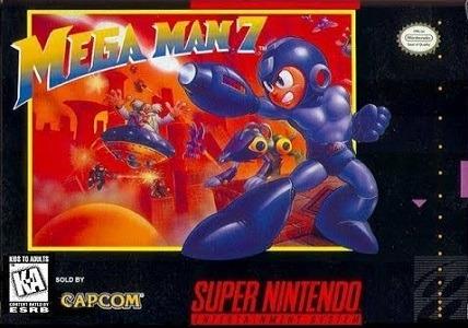 Mega Man 7 facts