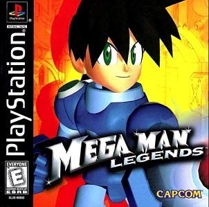 Mega Man Legends facts