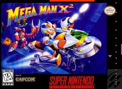 Mega Man X2 facts