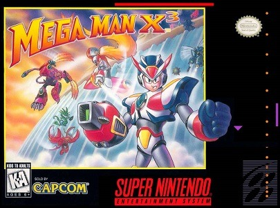 Mega Man X3 facts