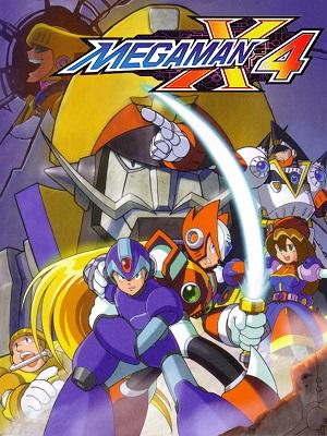 Mega Man X4 facts