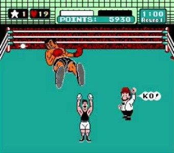 Mike Tyson's Punch-Out!! facts