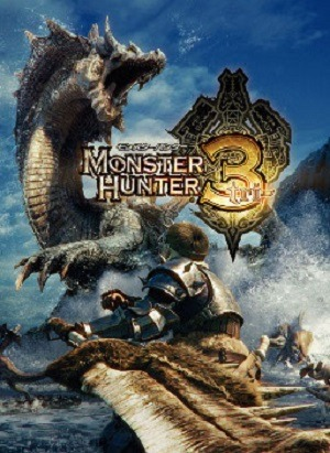 Monster Hunter Tri facts