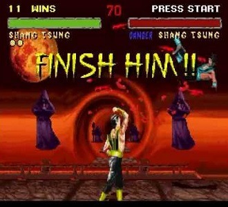 Mortal Kombat facts