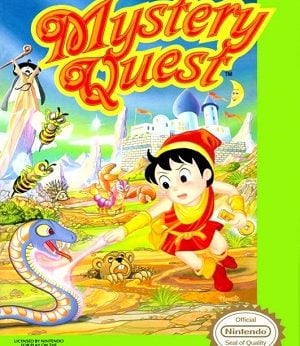 Mystery Quest facts