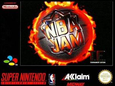 NBA Jam Tournament Edition facts
