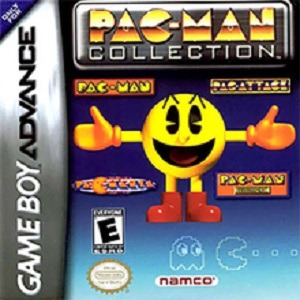 Pac-Man Collection facts