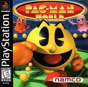 Pac-Man World facts