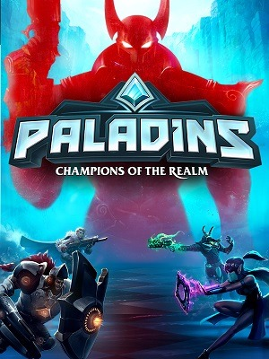 Paladins player count stats facts
