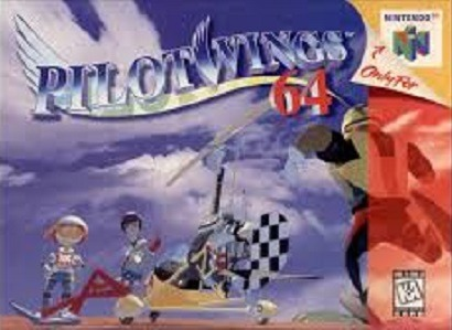 Pilotwings 64 facts