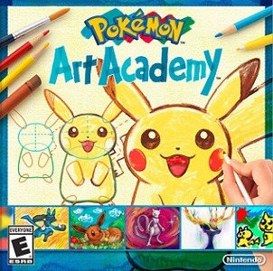 Pokémon Art Academy facts