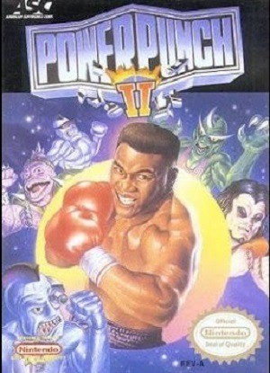 Power Punch II facts