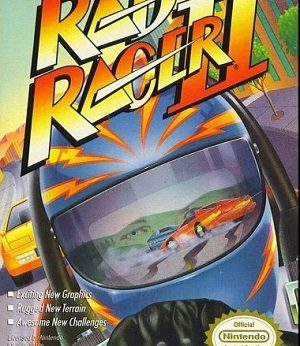 Rad Racer II facts