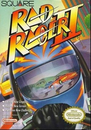 Rad Racer II facts
