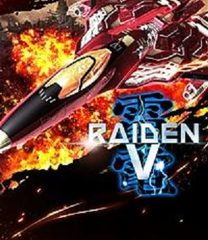 Raiden V facts