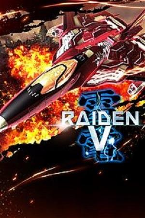 Raiden V facts