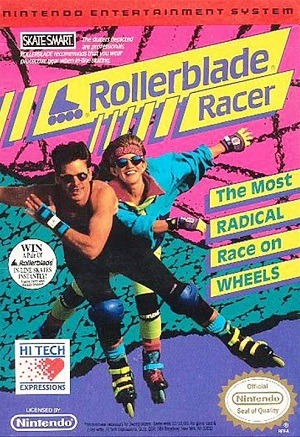 Rollerblade Racer facts