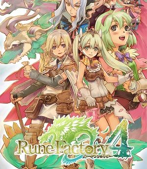 Rune Factory 4 facts
