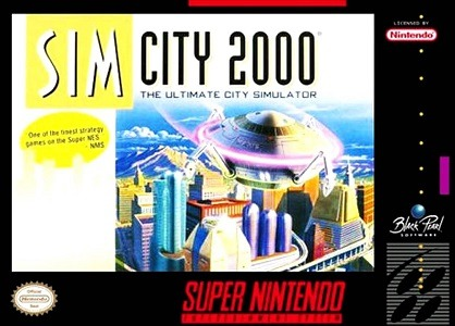 SimCity 2000 facts