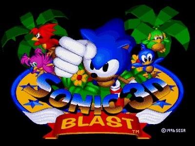 Sonic 3D Blast facts