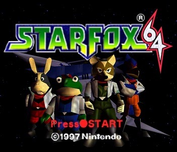 Star Fox 64 facts
