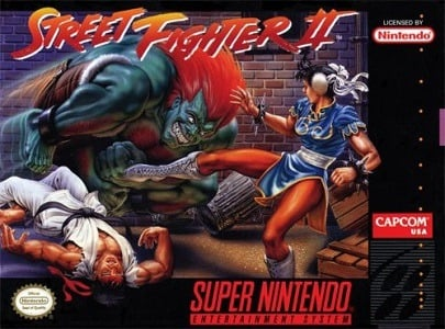 Street Fighter II The World Warrior facts