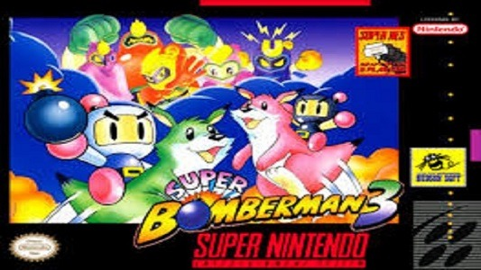 Super Bomberman 3 facts