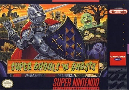 Super Ghouls 'n Ghosts facts