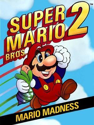 Super Mario Bros 2 facts