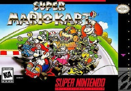 Super Mario Kart facts
