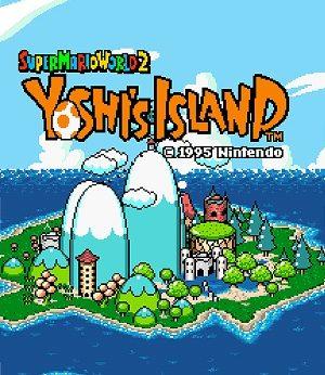 Super Mario World 2 Yoshi's Island facts