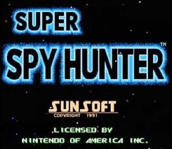 Super Spy Hunter facts